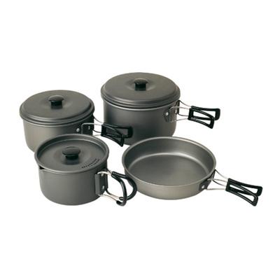 Campingaz 202030 Kempinková sada nádobí z hliníku, Campingaz