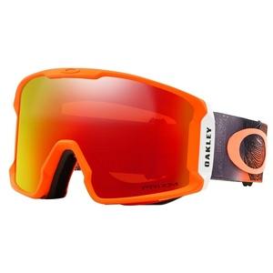 Lyžařské brýle Oakley LM MysticFlow Org Sharkskin w/PrizmTorch OO7070-37, Oakley