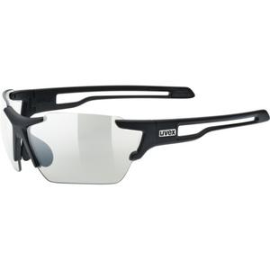Sportovní brýle Uvex SPORTSTYLE 803 VARIO, Black Mat (2201), Uvex
