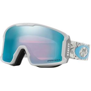 Lyžařské brýle Oakley LM XM Camo Vine Snow w/Prizm Saphr Irid OO7093-16, Oakley