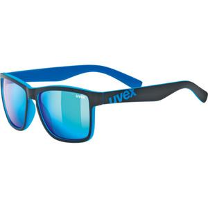Sluneční brýle Uvex LGL 39 Black Mat Blue (2416), Uvex