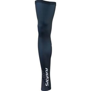 Cyklistické návleky na nohy Silvini Tubo-Team UA1411black, Silvini