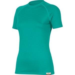 Merino triko Lasting ALEA 6565 tyrkysové vlněné