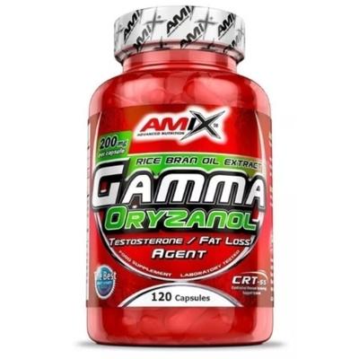 Amix Gamma Oryzanol 120 kapslí, Amix