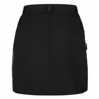 Dámská outdoorová sukně Kilpi ANA-W černá, Kilpi