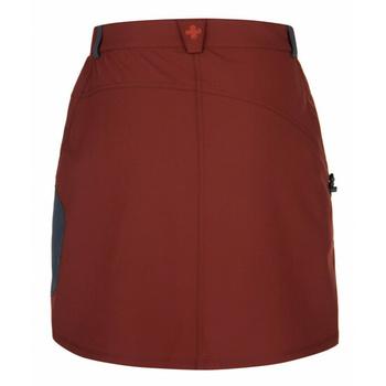 Dámská outdoorová sukně Kilpi ANA-W červená, Kilpi