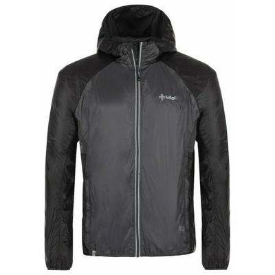 Pánská prodyšná bunda Kilpi AROSA-M černá, Kilpi