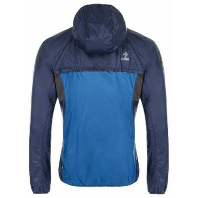 Pánská prodyšná bunda Kilpi AROSA-M tmavě modrá, Kilpi