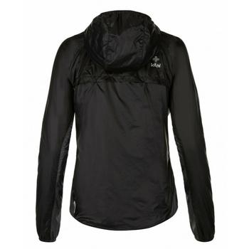 Dámská prodyšná bunda Kilpi AROSA-W černá, Kilpi