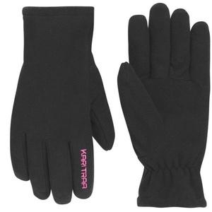Rukavice Kari Traa Kari Glove Black, Kari Traa