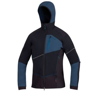 Bunda Direct Alpine Jorasses black/petrol, Direct Alpine