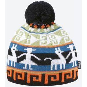 Dětská pletená Merino čepice Kama B81 110