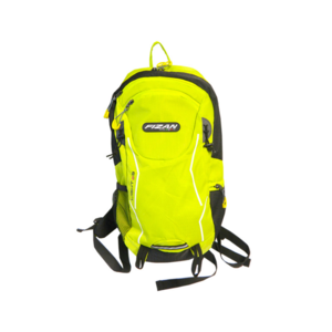 Turistický batoh FIZAN Light 25l reflexní zelená, Fizan