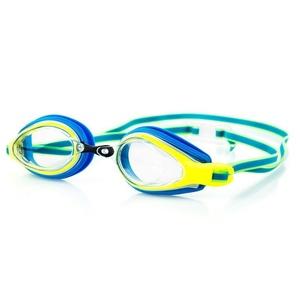 Plavecké brýle Spokey KOBRA modro-žlté, Spokey
