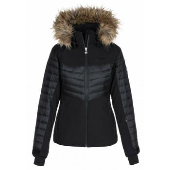 Dámská lyžařská bunda Kilpi BREDA-W černá, Kilpi