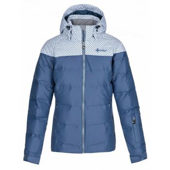Dámská lyžařská bunda Kilpi BUFFY-W modrá, Kilpi