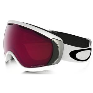 Lyžařské brýle Oakley Canopy Matte White w/Prizm Torch OO7047-50, Oakley
