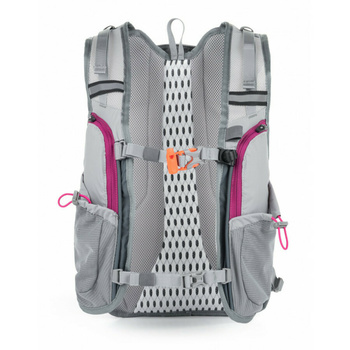 Cyklistický a běžecký batoh 10 L Kilpi CADENCE-U růžový, Kilpi