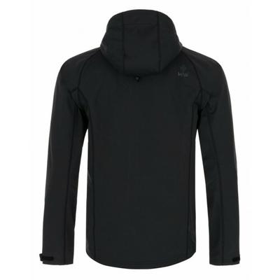 Pánská softshellová bunda Kilpi CAMPO-M černá, Kilpi