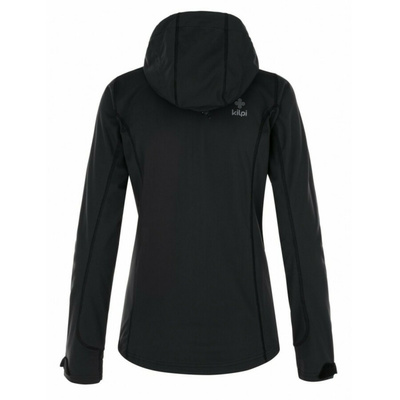 Dámská softshellová bunda Kilpi CAMPO-W černá, Kilpi