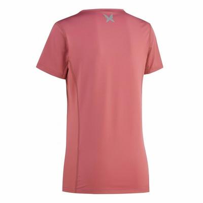 Dámské triko Kari Traa Nora Tee 622638, růžová, Kari Traa