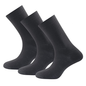 Ponožky Devold Daily Light Sock 3Pk Black SC 592 063 A 950A