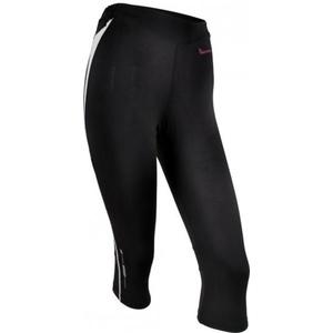 Dámské 3/4 běžecké kalhoty Silvini Savuto WP389 black , Silvini