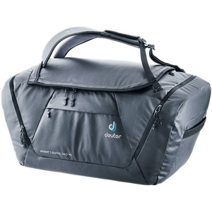 Cestovní taška Deuter Aviant Duffel Pro 90 Black, Deuter