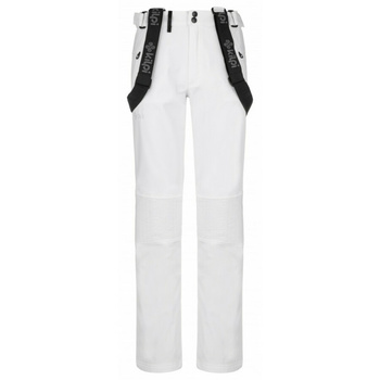 Dámské softshellové kalhoty Kilpi DIONE-W bílé, Kilpi