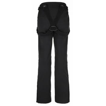 Dámské softshellové kalhoty Kilpi DIONE-W černé, Kilpi