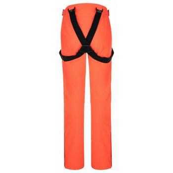 Dámské softshellové kalhoty Kilpi DIONE-W korálové, Kilpi