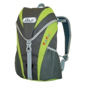 Dětský batoh DOLDY Turtle 9l zelený, Doldy
