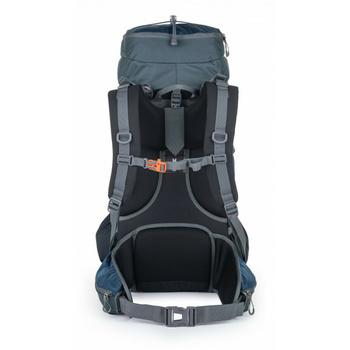 Turistický batoh 45+5 L Kilpi ECRINS-U tmavě modrá, Kilpi