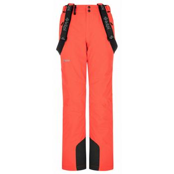 Dámské lyžařské kalhoty Kilpi ELARE-W korálové, Kilpi