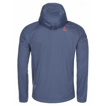 Pánská softshellová bunda Kilpi ENYS-M modrá, Kilpi