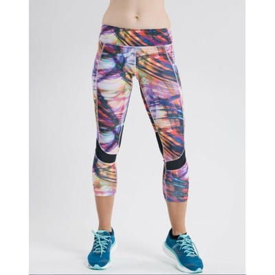 Saucony Women Finishing Kick Crop Multi-Print