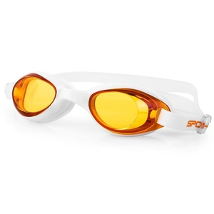 Plavecké brýle Spokey TINI oranžová skla