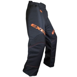 Golmanské kalhoty EXEL S60 GOALIE PANT junior black/orange, Exel