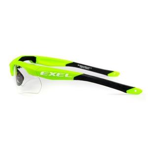 Ochranné brýle EXEL X100 EYE GUARD junior green, Exel