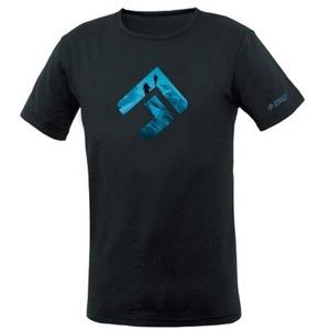Tričko Direct Alpine Bosco black/blue (brand), Direct Alpine