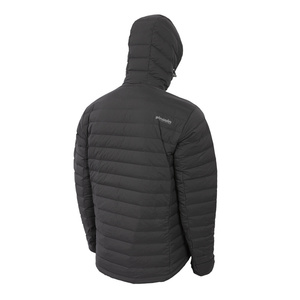 Bunda Pinguin Summit men jacket black, Pinguin