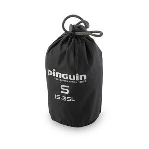 Pláštěnka na batoh Pinguin Raincover S 15-35l černá, Pinguin