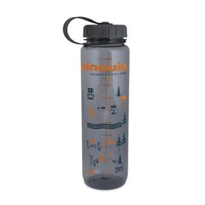 Láhev Pinguin Tritan Slim Bottle Grey 2020 1000 ml, Pinguin