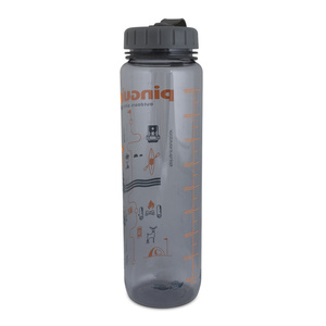 Láhev Pinguin Tritan Slim Bottle Grey 2020 1000 ml, Pinguin
