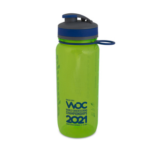 Láhev Pinguin Tritan Sport Bottle 0,65L green, Pinguin