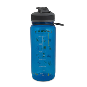 Láhev Pinguin Tritan Sport Bottle 0,65L blue, Pinguin