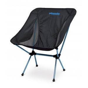 Židle Pinguin Pocket Chair Black/Blue, Pinguin