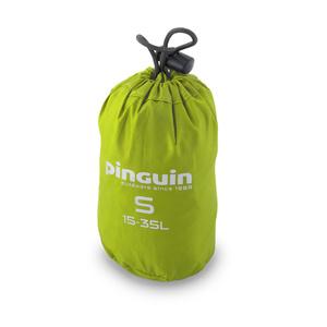 Pláštěnka na batoh Pinguin Raincover S 15-35l lime, Pinguin
