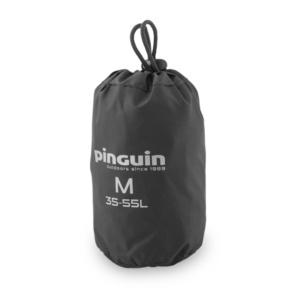 Pláštěnka na batoh Pinguin Raincover M 35-55l černá