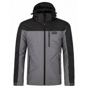 Pánská lyžařská bunda Kilpi FLIP-M černá, Kilpi